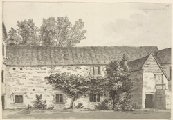 Woodstock, Chaucer's house f.73